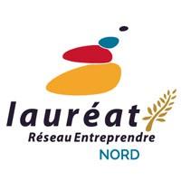 Laureat Reseau Entreprendre Nord